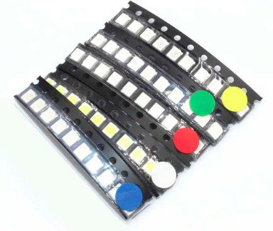 Assorted 3528 SMD LED Pack - 500 Pieces from PMD Way with free delivery worldwide
