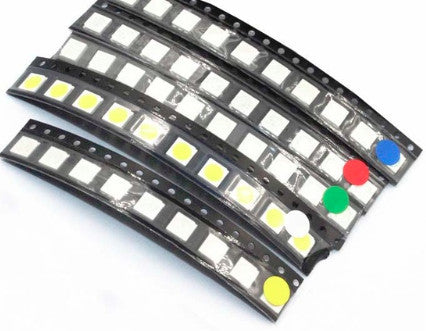 Assorted 5050 SMD LED Pack - 500 Pieces from PMD Way with free delivery worldwide