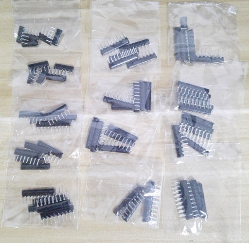 Assorted Resistor Network Array - 65 Pack from PMD Way with free delivery worldwide
