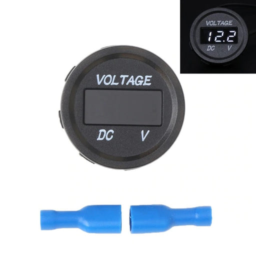Automotive DC Voltage Panel Meter - 5V~48V from PMD Way with free delivery worldwide