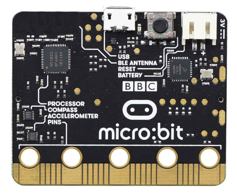 Save money with the BBC micro:bit Club Box from PMD Way with free delivery, worldwide