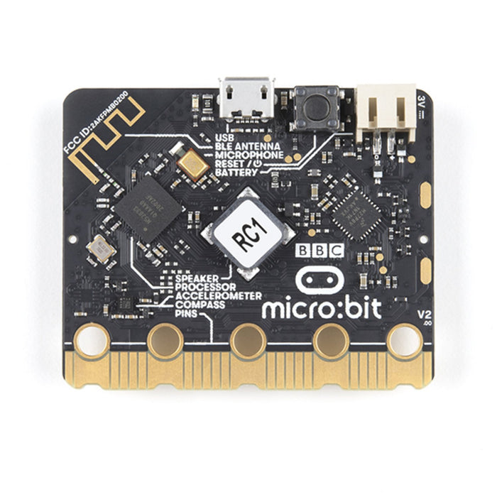 BBC micro:bit V2 from PMD Way with free delivery worldwide