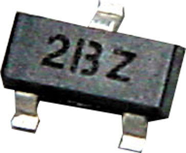 BC848C SOT-23 SMD NPN Transistors in packs of 100 from PMD Way with free delivery worldwide