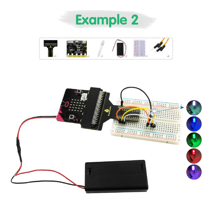 Beginner Starter Kit for BBC micro:bit
