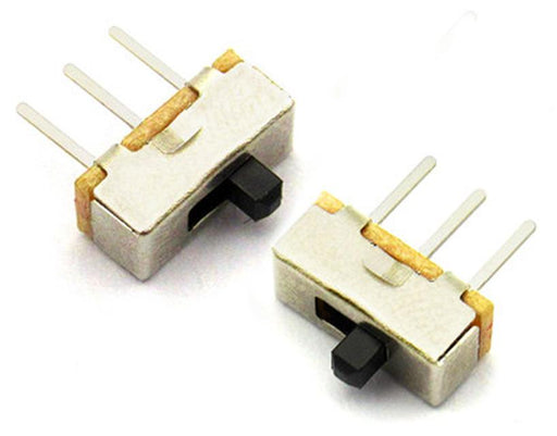 Breadboard-friendly SPDT Slide Switches in packs of 200 from PMD Way with free delivery worldwide