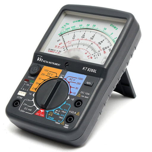CatIII 600V Analog Multimeter from PMD Way with free delivery worldwide