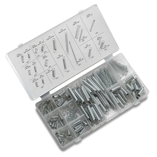 Assortment Compression Extension Spring Pack - 200 Pieces from PMD Way with free delivery worldwide