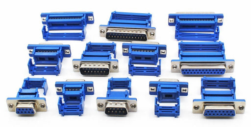 DB9 DB15 DB25 Connector with IDC Cable Termination from PMD Way with free delivery worldwide