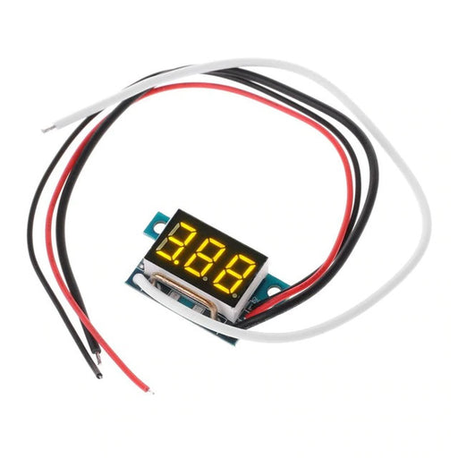 "Compact DC 4V-30V 0-10A Digital 0.36"" LED Ammeter from PMD Way with free delivery worldwide"