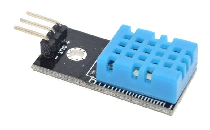 DHT11 Temperature and Humidity Sensor Module from PMD Way with free delivery worldwide