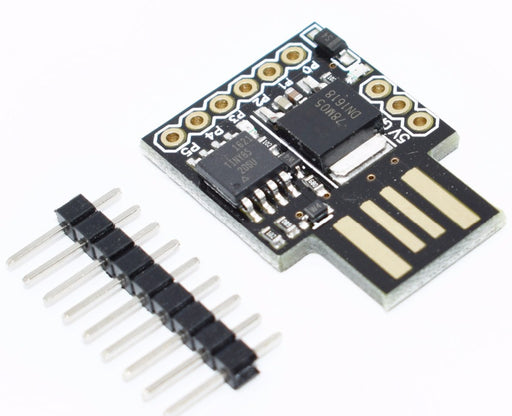 Ten incredibly tiny Digispark Compatible ATtiny85 Development Boards from PMD Way - with free delivery, worldwide