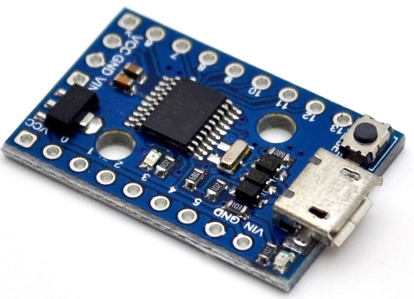 Tiny and powerful Digispark Pro Compatible ATtiny167 Development Board from PMD Way with free delivery, worldwide