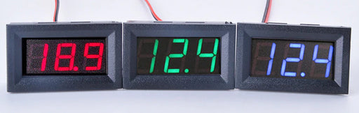 Great value LED Digital DC Voltage Panel Meter 4.5~30V from PMD Way with free delivery worldwide