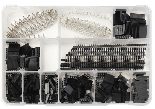 DIY Dupont Wire Connector Kit - 1450 Pieces from PMD Way with free delivery worldwide