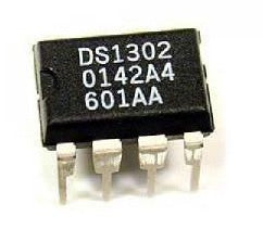 DS1302N Trickle Charge Controller Real Time Clock IC in packs of ten from PMD Way with free delivery worldwide