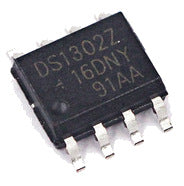 DS1302N Trickle Charge Controller Real Time Clock SMD SOP8 ICs in packs of ten from PMD Way with free delivery worldwide
