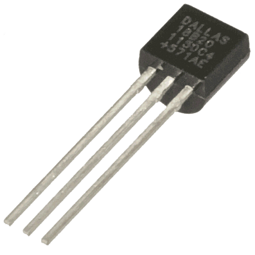 DS18B20 1-wire Digital Temperature Sensors in packs of ten from PMD Way with free delivery worldwide