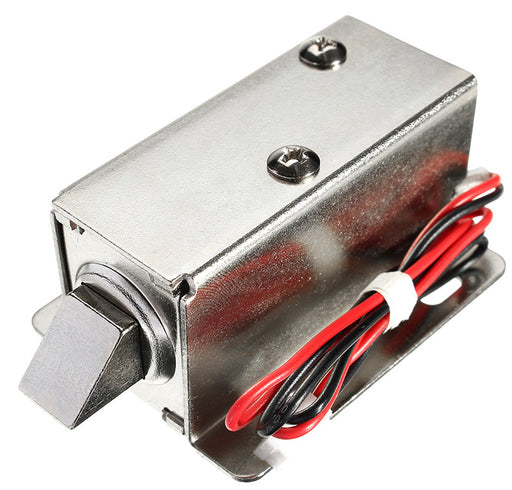 Electric Lock Solenoid - 12V DC from PMD Way with free delivery worldwide