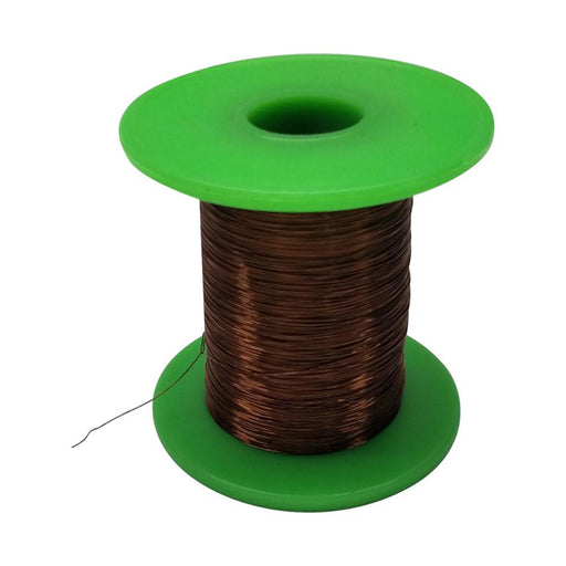 Enameled Aluminum (enamelled aluminium) Wire - Various sizes - 100g from PMD Way with free delivery worldwide