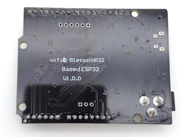 Harness ESP32 in Arduino form factor with the ESP32 Arduino-style Development Board from PMD Way - with free delivery, worldwide