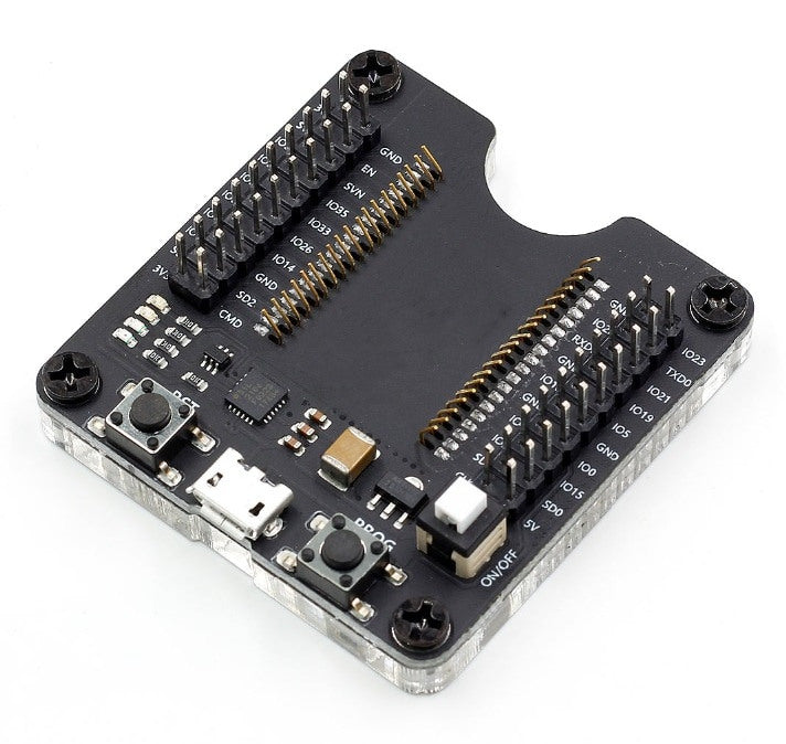 ESP32 Burn and Test Board with USB interface from PMD Way with free delivery worldwide