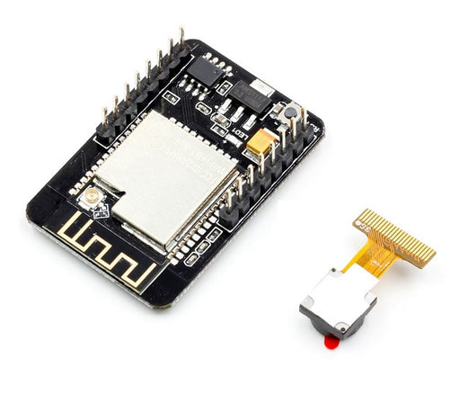 Compact ESP32 Development Board with OV2640  2MP Camera