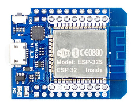 Compact ESP32 Development Board from PMD Way with free delivery worldwide