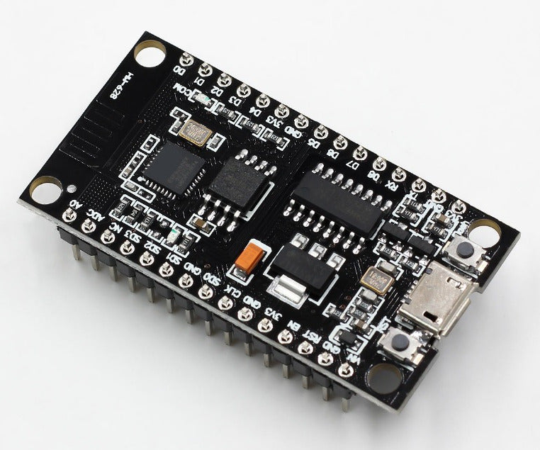 Great value ESP8266 dev board from PMD Way with micro USB and 32MB Flash, with free delivery worldwide
