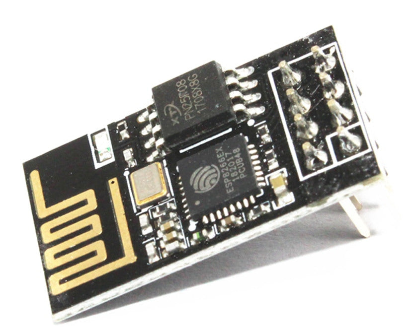 ESP8266 ESP-01S WiFi Module with 1MB Flash in packs of ten from PMD Way with free delivery worldwide
