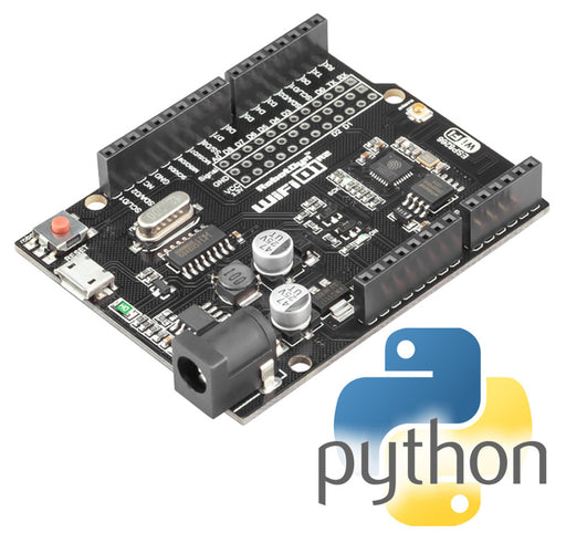 ESP8266 Arduino Style MicroPython Development Board from PMD Way with free delivery worldwide