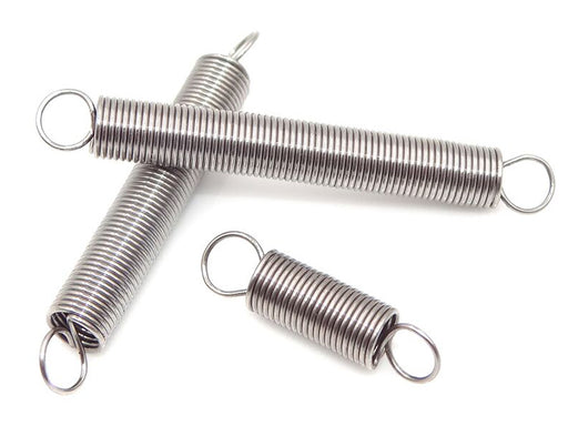 6mm Stainless Steel Extension Springs - 20 Pack from PMD Way with free delivery worldwide