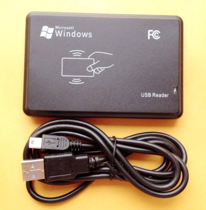External USB 13.56MHz RFID NFC Reader from PMD Way with free delivery worldwide