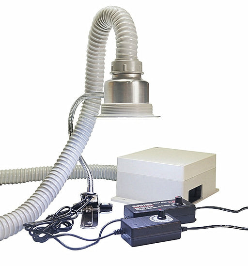 Flexible Illuminated Fume Extractor from PMD Way with free delivery worldwide