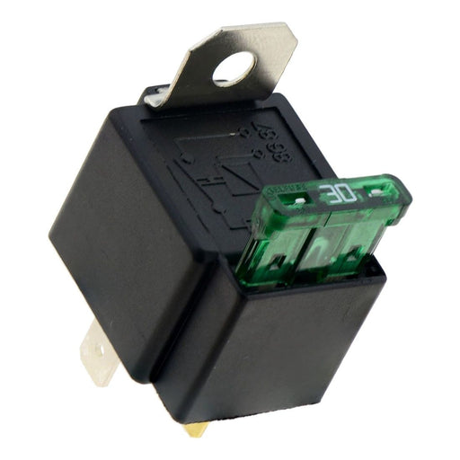 Fused 12V 30A Auto Relay from PMD Way with free delivery worldwide