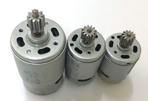 DC Motors with Preinstalled Gear from PMD Way with free delivery worldwide