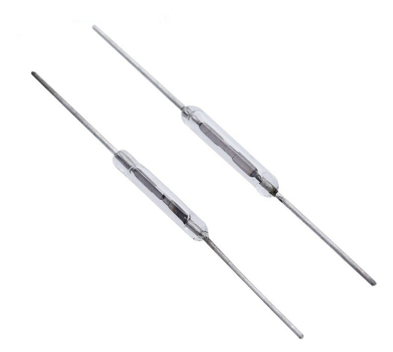 Glass Reed Switch - Normally Open in packs of ten from PMD Way with free delivery worldwide