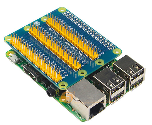 GPIO Expansion Board for Raspberry Pi from PMD Way with free delivery worldwide
