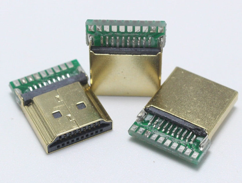 HDMI Plug with PCB Terminal from PMD Way with free delivery worldwide