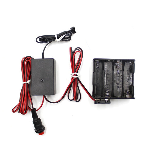 8 AA EL Wire Inverter - up to 30m from PMD Way with free delivery worldwide