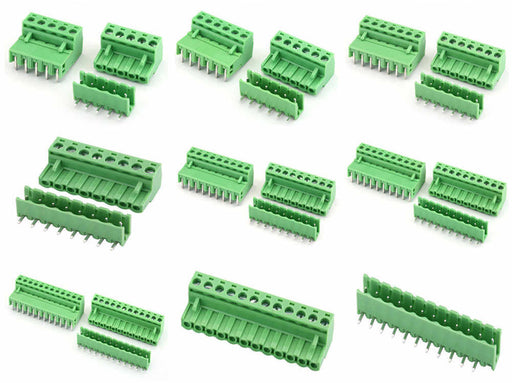 High Quality HT508 PCB Plug In Terminal Blocks- 5.08mm - 10 Pack from PMD Way with free delivery worldwide