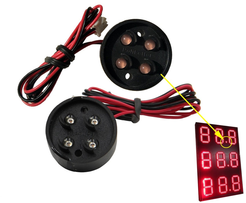 "LED Decimal Point for 12"" LED Segments from PMD Way with free delivery worldwide"