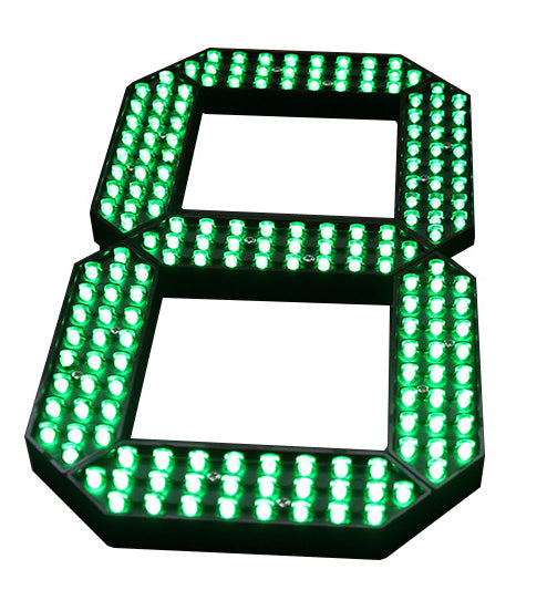 "Useful 12"" LED Segments for Huge Displays from PMD Way with free delivery worldwide"