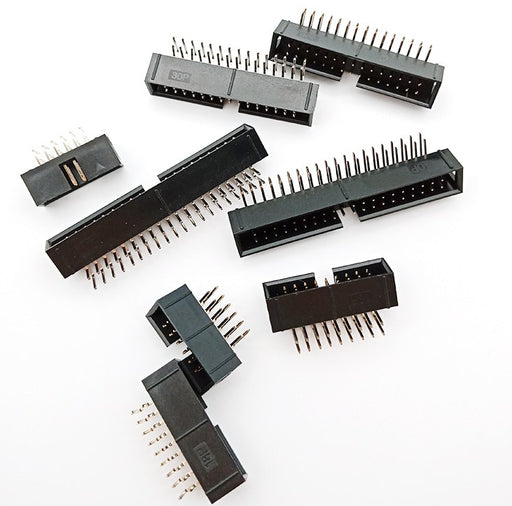 Right Angle PCB Mount IDC Shrouded Headers - 10 Packs from PMD Way with free delivery worldwide