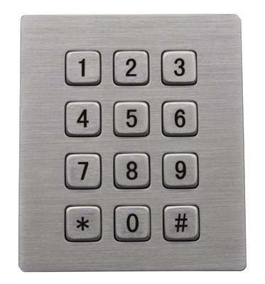 Industrial Numeric Keypad IP65 with USB Interface from PMD Way with free delivery worldwide