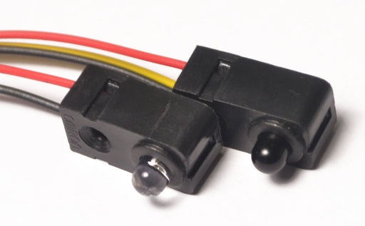 IR Infra Red Break Beam Sensor with 5mm LEDs in packs of five pairs from PMD Way with free delivery worldwide