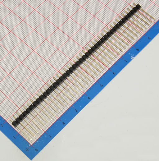 Long 21mm Break-away 40x1 Male Header Pins - 50 Pack from PMD Way with free delivery worldwide