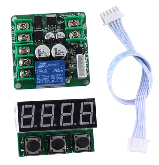 Intelligent Timer Relay Module