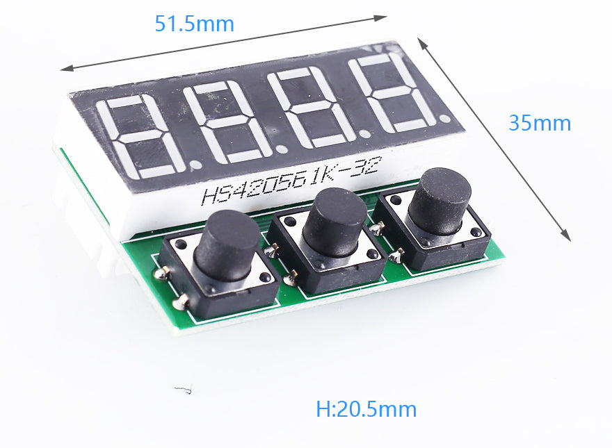 Intelligent Timer Relay Module from PMD Way with free delivery worldwide