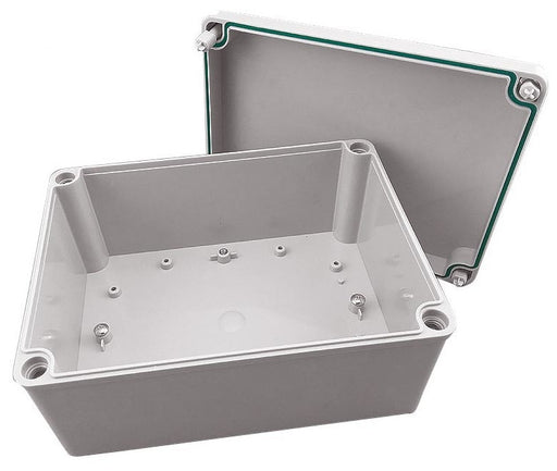 ABS Plastic IP67 Waterproof Junction Box 250 x 150 x 100mm from PMD Way with free delivery worldwide