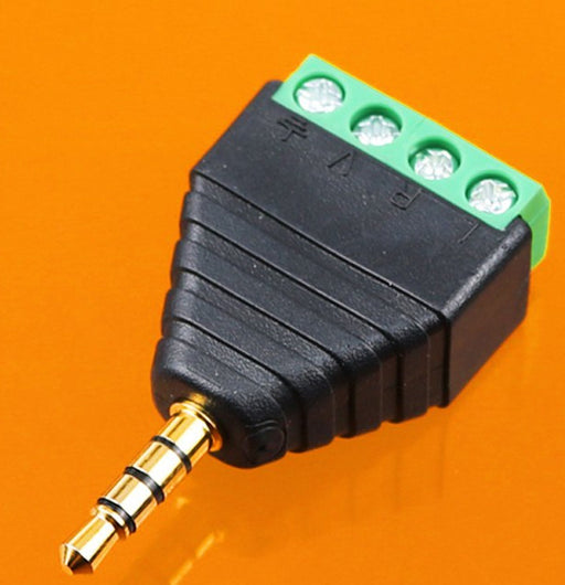 Audio Jack Connector Terminal Blocks from PMD Way with free delivery worldwide